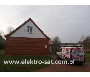 Montaż instalacja anten satelitarnych i naziemnych Kołobrzeg